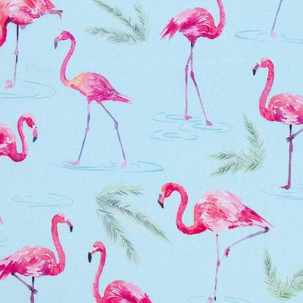 Flamingo Beach Club Poppy Surgical Caps