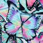 Swallowtail Pixie Scrub Caps - Image Variant_0
