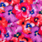 Pansy Passion Poppy Surgical Caps - Image Variant_0