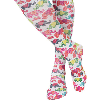 Roaming The Savannah Compression Scrubs Socks