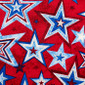 Yankee Doodle Pixie Surgical Caps - Image Variant_0