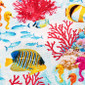 Great Barrier Reef Pixie Scrub Cap - Image Variant_0