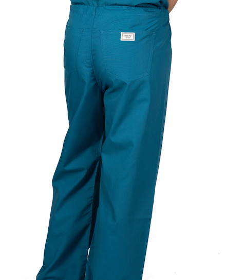"XS Tall 34"" - Caribbean Classic Simple Scrub Pants"