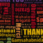 Gratitude Poppy Surgical Head Caps - Image Variant_1