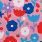 Budding Romance Poppy Scrub Caps - Image Variant_0