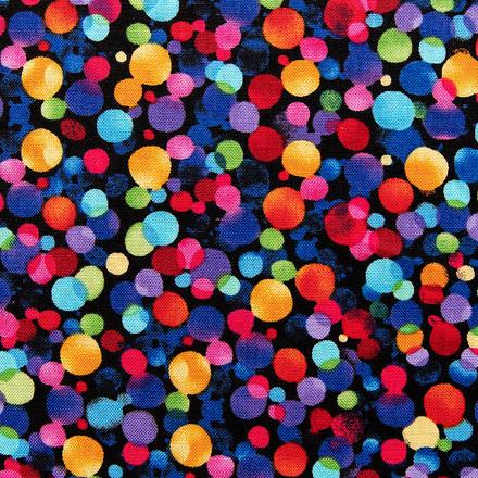 Confection Confetti Poppy Surgical Scrub Cap