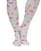 Watermelon Kiwi Splash Compression Scrubs Socks - Image Variant_1