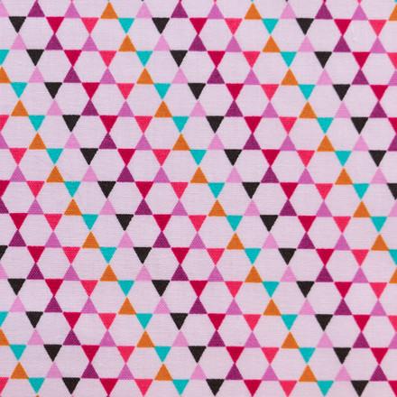 Dazzling Kaleidoscope Poppy Scrub Caps