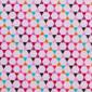 Dazzling Kaleidoscope Poppy Scrub Caps - Image Variant_0