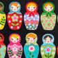 Matryoshka Dolls Scrubs Mask - Image Variant_0