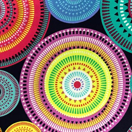 Cerchi Colorati Poppy Surgical Hats