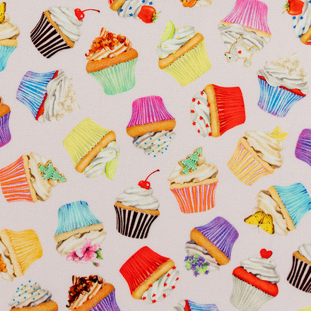 Enticing Sweets Pony Surgical Scrub Cap