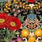 Crisp Garden Poppy Surgical Hats - Image Variant_0