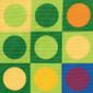 Light Bright Poppy Scrub Caps - Image Variant_1