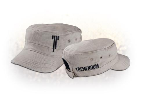 Tremendum T Symbol Fidel Hat Khaki