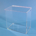 """10""""W x 10""""H x 6""""D - Cleanroom Dispenser with Lid"""