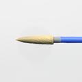 "Foamtec UltraSOLV ScrubTIP - Semi-Flexible Mini Spear Tip with 3"" Handle"
