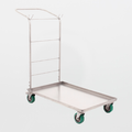 TX7046 Stainless Steel Cart for Texwipe Mop Buckets