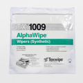 "TX1009 AlphaWipe 9"" x 9"" Polyester Cleanroom Wiper"
