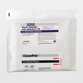 "Texwipe TX3252 Sterile AlphaSat w/ AlphaSorb 12"" x 12"" Polyester Wiper Pre-Wetted 70% IPA"
