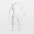 DuPont Tyvek IsoClean Standard Coverall (Set Sleeves / Collar)
