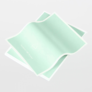 """TX5800 TexWrite MP10 White and Blue 8.5"""" x 11"""" Ultraclean Documentation Material"""
