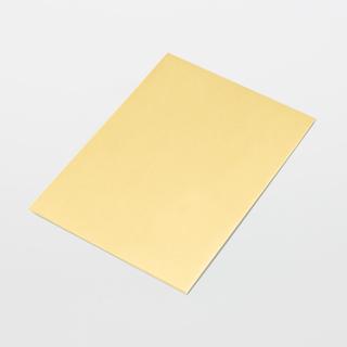 "Texwipe TX5814 TexWrite Medium-Weight 8.5"" x 11"" Yellow Cleanroom Paper"