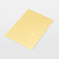 "Texwipe TX5814 TexWrite Medium-Weight 8.5"" x 11"" Yellow Cleanroom Paper"