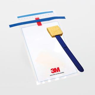 3M Sponge-Stick with 10 mL Letheen Broth SSL10LET