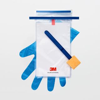 3M Sponge-Stick with 10 mL Neutralizing Buffer and Gloves SSL10NB2G
