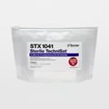 "STX1041 Sterile TechniSat 8"" x 5.5"" Cellulose/Polyester Wiper Pre-Wet 70% IPA"