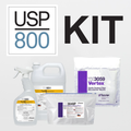 USP 800 Kit -  Decontamination Protocol for Hazardous Drugs Removal