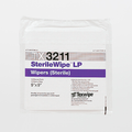 "TX3211 SterileWipe LP 9"" x 9"" Polyester Cleanroom Wiper"