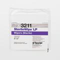 "Texwipe TX3211 SterileWipe LP 9"" x 9"" Polyester Cleanroom Wiper"