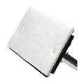 "TX7150 TexMop Replacement Polyester Pads for 9"" x 9"" Wipers"