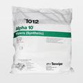 "Texwipe TX1012 Alpha10 12"" x 12"" Polyester Cleanroom Wiper"