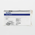 "TX512 BlueWipe 12"" x 12"" Cellulose and Polyester Cleanroom Wiper"
