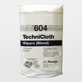 "TX604 TechniCloth 4"" x 4"" Cellulose and Polyester Cleanroom Wiper"