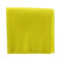 "24"" x 24"" Nonwoven Treated Yellow Dust Cloths"