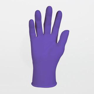 Kimberly-Clark Purple Nitrile Exam Gloves