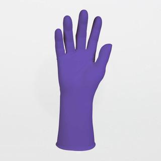Kimberly-Clark Purple Nitrile-Xtra Exam Gloves