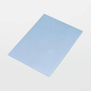 "TX5812 TexWrite Medium-Weight 8.5"" x 11"" Blue Cleanroom Paper"