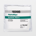 "TX1009B AlphaWipe 9"" x 9"" Polyester Cleanroom Wiper"