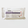 "TX3214 Sterile TechniSat 9"" x 11"" Polyester and Cellulose Wiper Pre-Wetted 70% IPA"