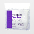 "TX3059 Sterile Vertex 9"" x 9"" Microdenier Sealed Edge Cleanroom Wiper"