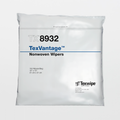 "TX8932 TexVantage 12"" x 12"" Cellulose and Polyester Cleanroom Wiper"
