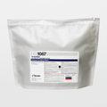 """TX1067 TechniSat 7"""" x 11"""" Cellulose/Polyester Cleanroom Wiper Pre-Wetted 70% IPA"""