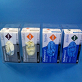 Cleanroom Exam Glove 4-Box Dispenser (Holds Boxes Vertically)