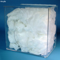 """12""""W x 12""""H x 8""""D - Cleanroom Dispenser with Round Opening"""