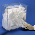 """12""""W x 12""""H x 6""""D - Cleanroom Dispenser with Rectangular Opening"""